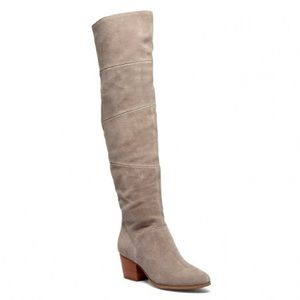 Sole society over the knee boots size 8.5
