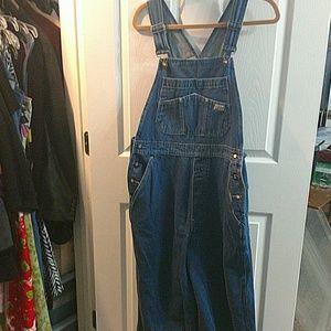 Goldcrest Blue Jeans Overalls