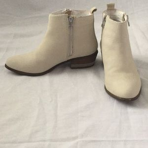 Steven by Steve Madden Roger leather ankle boots