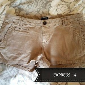Express Shorts (4)