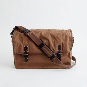 J Crew messenger bag