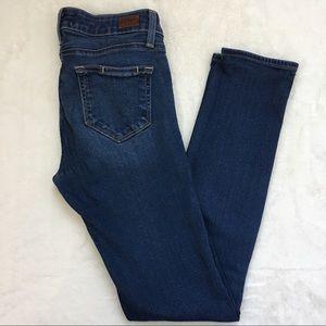 Paige Skyline skinny jean size 26