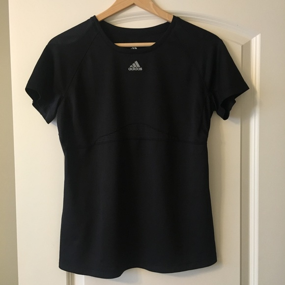 Black Adidas Clima 365 Shirt