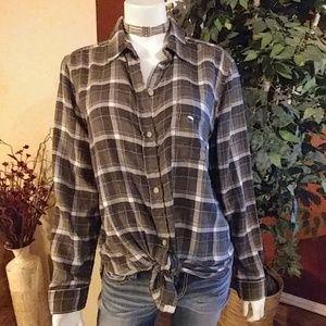 NWT Ahh-amazingly Soft American Eagle Flannel