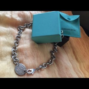 Authentic Tiffany & Co. necklace
