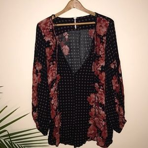 Free People romper size small!!