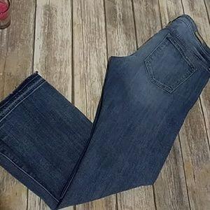 Anthropologie Pilcro and Letterpress Jeans Sz 32