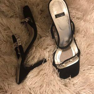 """Stuart Weitzman 4"""" black heels"""