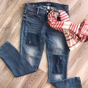 Ann Taylor Loft Jeans 👖