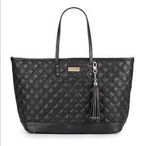 Large, BCBG quilted tote -NWT!! Make Offer! 🎄