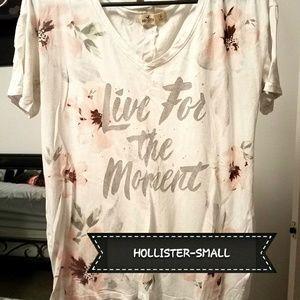 Hollister Oversized Shirt SMALL