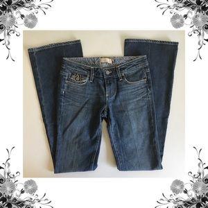 🆕{Paige} Fairfax Bootcut Jeans