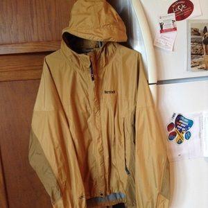 Marmot wind coat it's taped like a rain coat