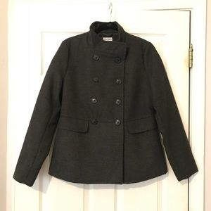 | old navy peacoat |