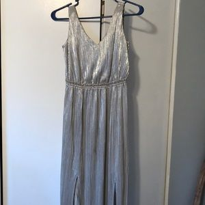 BCBGeneration Metallic Dress