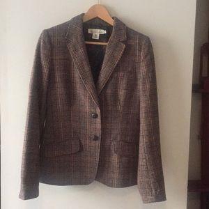 H&M (L.O.G.G.) Tweed Blazer/Jacket.