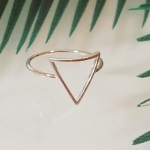 Jewelry - triangle ring