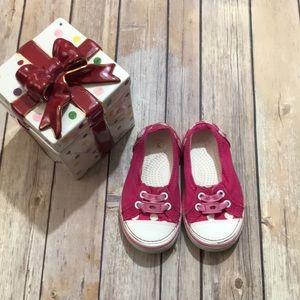 Crocs girls shoes 8