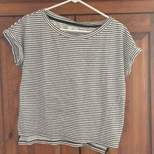 Soft, striped top