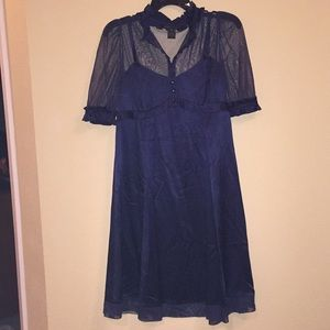 Gorgeous silk Marc Jacobs dress