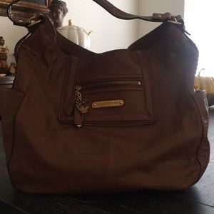 Big Hobo Style Juicy Couture Leather Purse