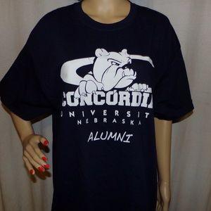 Concordia University Alumni T-Shirt 2-Sided