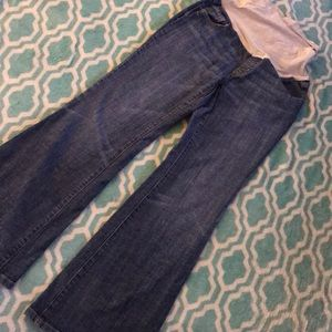 Pants - American Star Maternity Jeans Size Small Bootcut