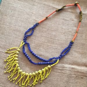 Noonday collection beaded necklace