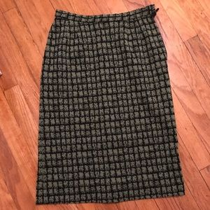 Dresses & Skirts - Vintage high waisted pencil skirt