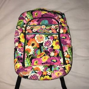 Vera Bradley Backpack/ Good condition