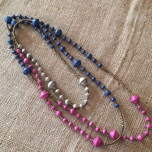 Noonday beaded necklace