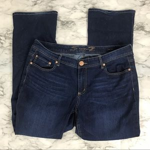 Size 18  Seven7 jeans stretch flare