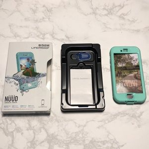 Lifeproof Nuud iPhone7 case - waterproof