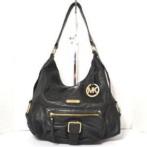MICHAEL Michael Kors 'Austin' Leather Hobo Handbag