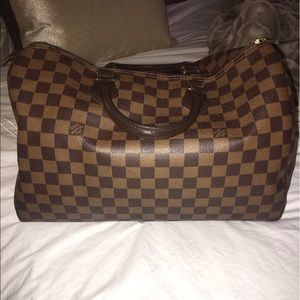 Louis Vuitton Damier Bag (gently used)