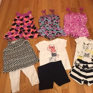 Other - Lot of toddler girl 2T sets