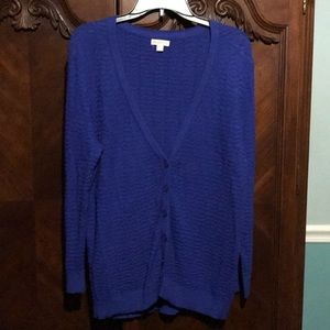 Merona Women's Cardigan Sweater SZ XL