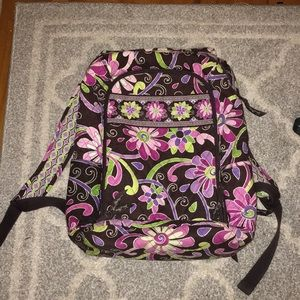 Like new, barely used Vera Bradley backpack