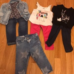 Other - Lot of toddler girl size 24 months and 2T lot set