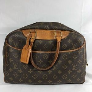 Authentic Louis Vuitton Mono Travel Trocedero