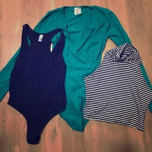 American apparel bundle