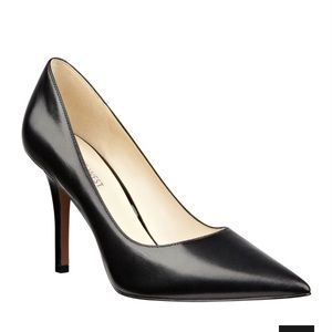 Nine West Jackpot black stilettos, size 7
