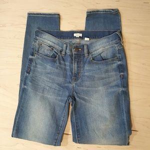 J Crew Stretch Skinny Jeans, W27/30