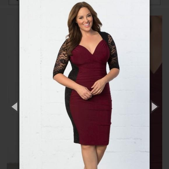 Kiyonna Dresses Plus Size 2 Sexy New Years Eve Dress Or Wedding Poshmark