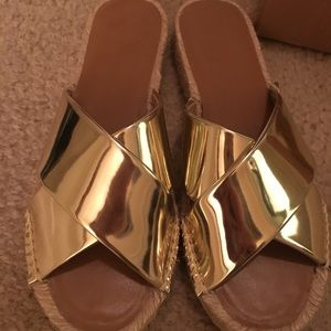 NWOT French Connection Sandals