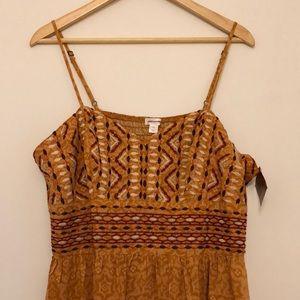 Xhilaration | Tribal Maxi Dress
