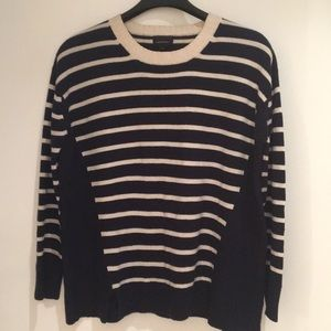 100% cashmere J. Crew Collection sweater