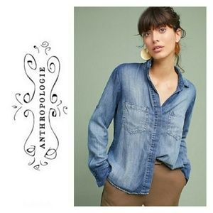 Chambray shirt by Cloth and Stone