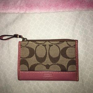 AUTHENTIC Coach coin purse 👛