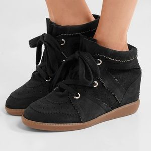 AMAZING CONDITION!! Isabel Marant wedge sneaker